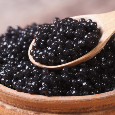 How Sturgeon Caviar Works