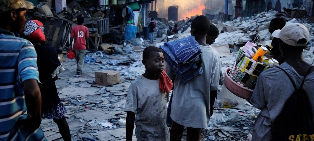 Critical Care for the 2010 Haiti Earthquake Provided by BCFS Health and Human Services EMD