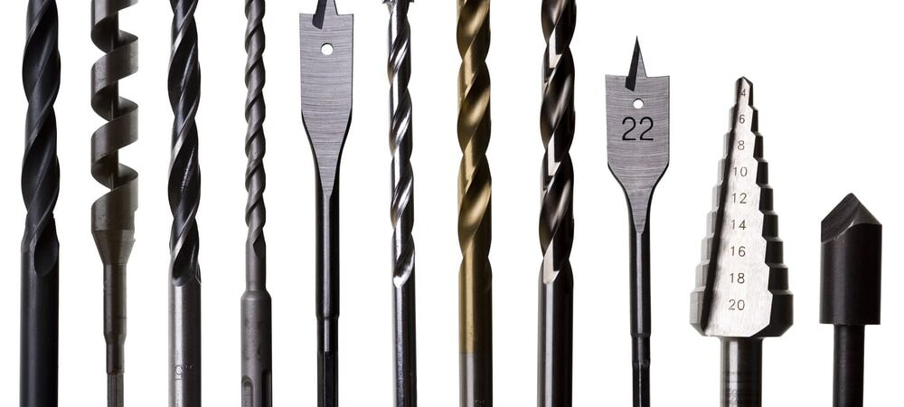 What Are The Main Types Of Drill Bits?